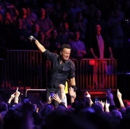 Setlist : Bruce Springsteen at MSG 1/27/16 - Blogness on the Edge of Town | Bruce Springsteen | Scoop.it