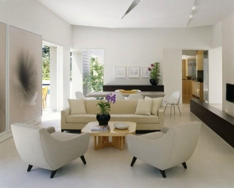 Marin County Residence: Diseño de interiores moderno | Diseño de interiores para mi casa | Scoop.it
