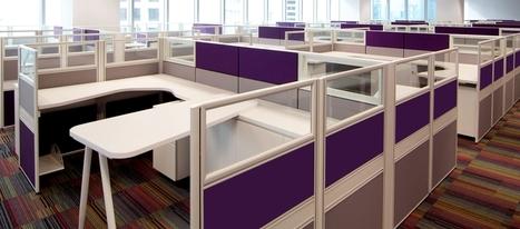 Office Interior Design, Workstation, Panel & Desking system - Indo Balau Ume | gerogeman25 | Scoop.it
