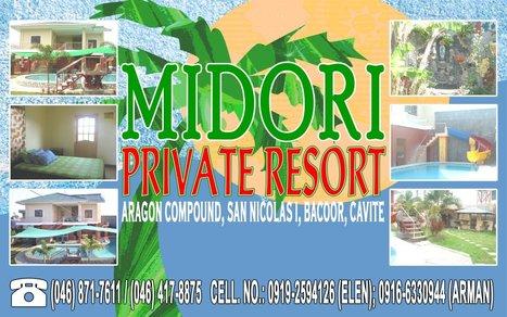 Midori Private Resort | Private Swimming Pool | Scoop.it
