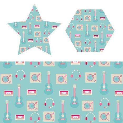 Como crear un patrón en Illustrator | Creativity | Scoop.it
