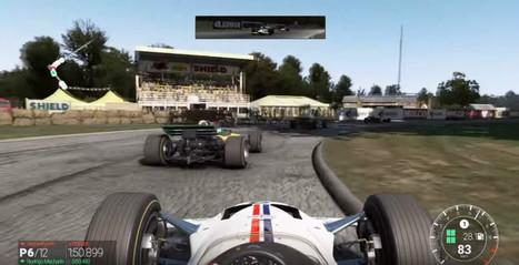Rouen [Vidéo] Formule 1. Le circuit des Essarts, près de Rouen, revit grâce à un jeu vidéo | Voitures anciennes - Classic cars - Concept cars | Scoop.it