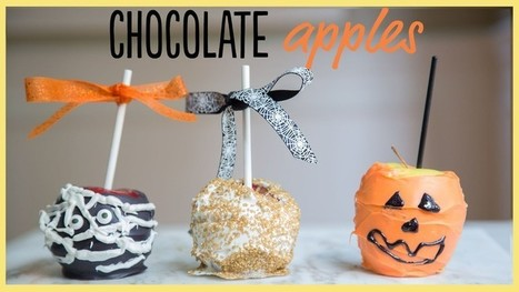 DIY Friday: Three Halloween tutorials from What's Up Moms and one yummy recipe! | Party planning | Scoop.it