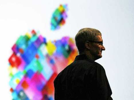 Watch Apple CEO Tim Cook Answer Tough Questions For 81 Minutes Here (AAPL) | facebook strategy consulting | Scoop.it