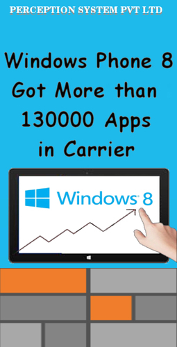 Windows Phone 8 Got More than 130000 Apps in its Carrier   All Mobile App Development Mart   Scoop.it