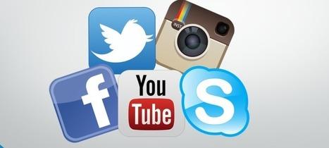 Réseaux sociaux et services en ligne : quelle place à l'école | Pédagogie, internet et droit à au lycée | Scoop.it