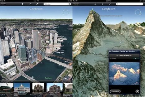 "Google Earth 7.0 For iOS Released » Geeky Gadgets | ""#Google+, +1, Facebook, Twitter, Scoop, Foursquare, Empire Avenue, Klout and more"" 
