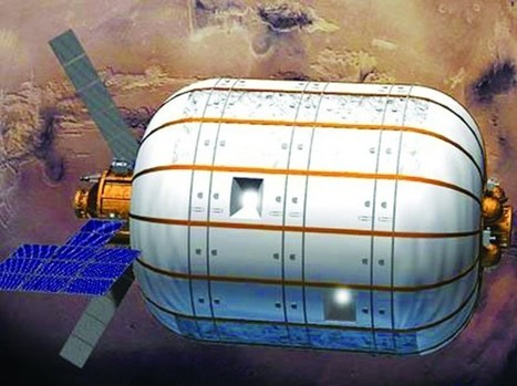 BEAM expanded on International Space Station | More Commercial Space News | Scoop.it