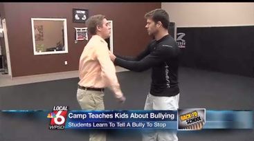 Camp teaches kids about bullying and self-defense - WPSD Local 6   Keyser Self-Defense Products   Scoop.it