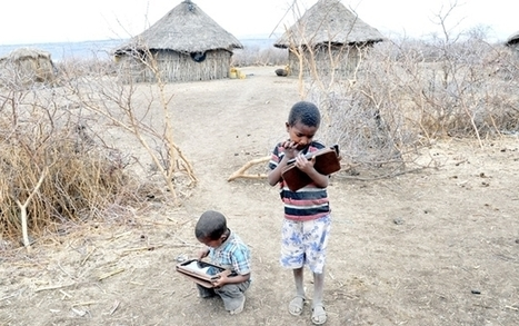 One Tablet Per Child: Technology Making a Difference in 3rd World | Mobile Learning in PK-16 & Beyond... | Scoop.it
