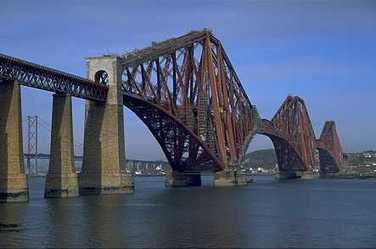 THE FORTH RAIL BRIDGE | ies5_Puentes | Scoop.it