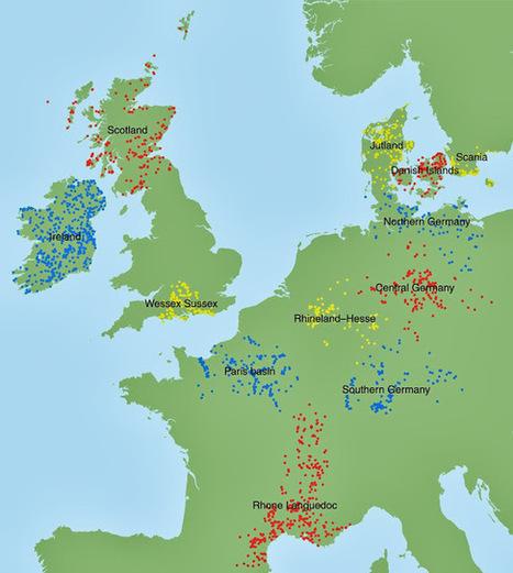 L'introduction de l'agriculture en Europe a été suivi d'un effondrement de la population | Mégalithismes | Scoop.it