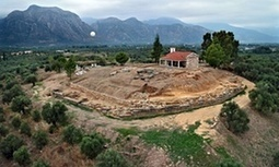 #Ancient #Greek #palace unearthed near #Sparta dates back to #17th #century #BC | travelling 2 Greece | Scoop.it