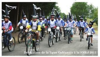 SNEJC 2012 : Les jeux du challenge inter ligues - FFCT-Orléanais | RoBot cyclotourisme | Scoop.it