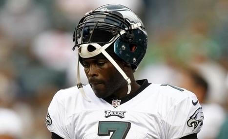 Eagles Update Michael Vick Status, Will Vick Start As NFL QB 2013 | NFL News Desk | Scoop.it