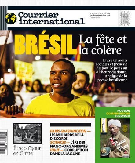 Hebdo n° 1232 du 12 juin 2014 | Courrier international | CDI RAISMES - MA | Scoop.it