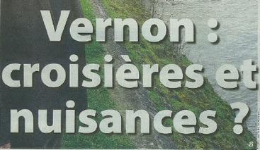 Les croisières à la Une   Vernon-sur-seine   Vernon Giverny   Scoop.it