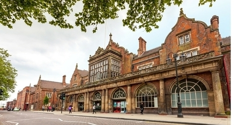 £8.5m Revamp for #Stoke station gateway & university quarter  #StokeAmbassadors | Glazing Architecture Construction | Scoop.it