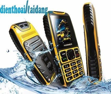 Hummer H2 | Điện thoại chống nước, chống va đập | Dien thoai Hai Dang .com | Scoop.it