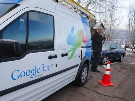 Google's CFO just denied it's ditching Google Fiber, saying the unit is still 'very active' | Real Estate Plus+ Daily News | Scoop.it