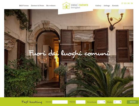 Casa & Natura Breviglieri - B&B Verona | geneticamultimedia | Scoop.it