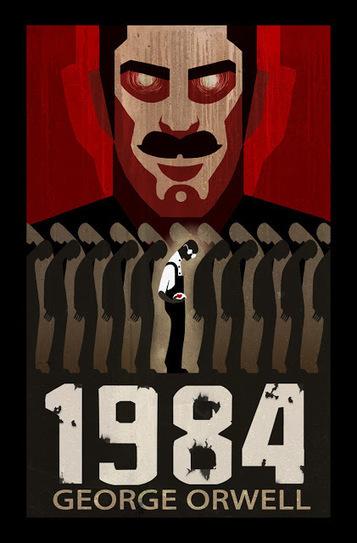George Orwell explica sua obra-prima 1984. ~ Apogeu do Abismo - Franz Lima | Ficção científica literária | Scoop.it