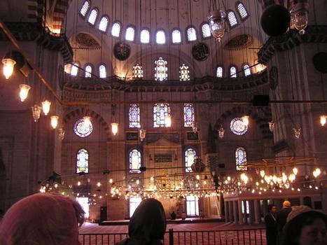 Suleyman Mosque - Sinan, Istanbul | Islamic Art | Scoop.it