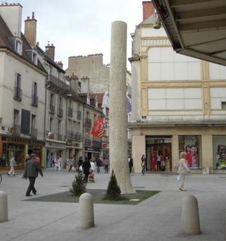 Côte-d'Or - Art Dijon : des sculptures qui font débat - Bien Public | #lyrique en art | Scoop.it