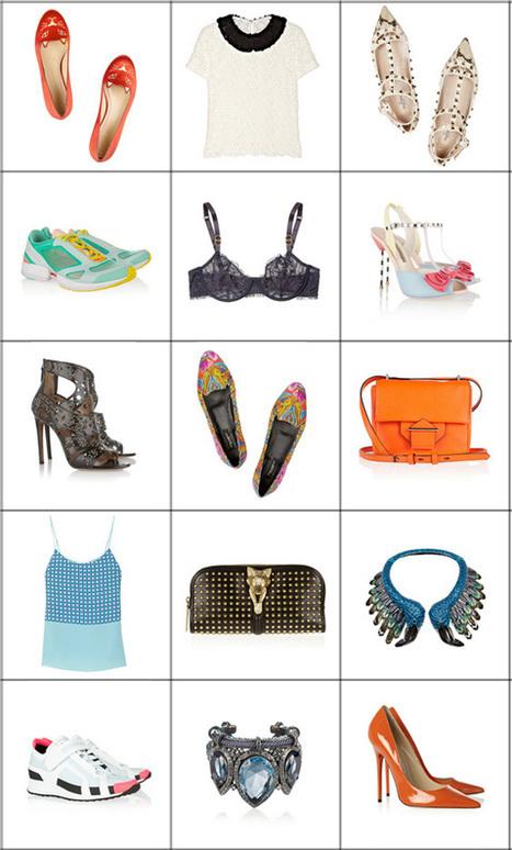 Net-a-Porter Sale Time! | Top Shoes | Scoop.it