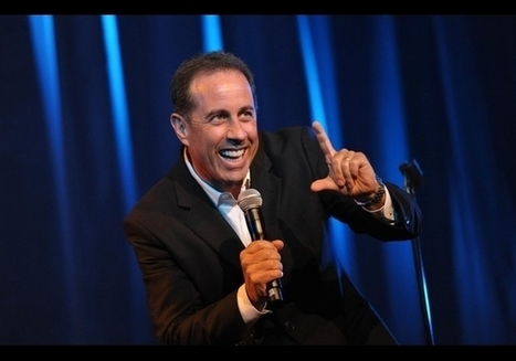 Jerry Seinfeld Tops List Of The Highest-Earning Comedians | Scott's Linkorama | Scoop.it
