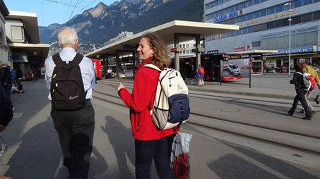 Première excursion DÉCLICS : en route pour les Grisons | L'expérience consommateurs dans l'efficience énergétique | Scoop.it