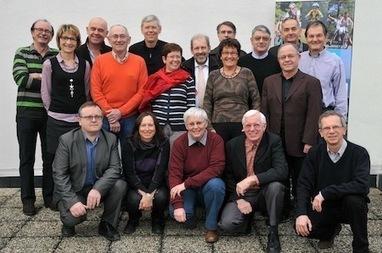 Le nouveau comité directeur de la FFCT aux commandes de l'avenir de la fédération   Blog de la FFCT   RoBot cyclotourisme   Scoop.it