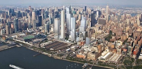 How NYC's Newest Neighborhood Will Float Above an Active Train ... | NYC Real Estate-Celebrities | Scoop.it