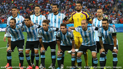 ONE BY ONE, ARGENTINIAN PLAYERS VS HOLLAND | FIFA WORLD CUP BRAZIL 2014 | Scoop.it