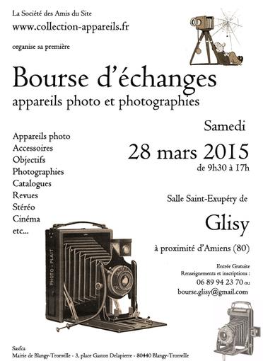 www.collection-appareils.fr • Afficher le sujet - Bourse de Glisy (80) 28 mars 2015 | L'actualité de l'argentique | Scoop.it