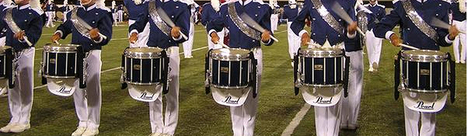 Your Chops Will Fall Apart if You Don't Do This | Drumline | Scoop.it