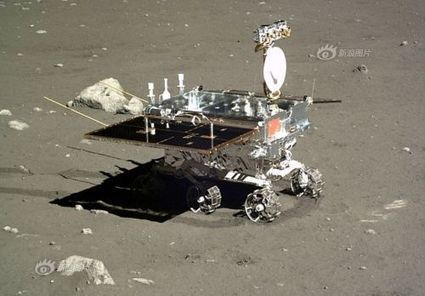 Le rover lunaire Yutu, en panne, a été mis en veille | Science-High-Tech | Scoop.it