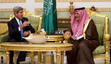 Kerry en Arabie Saoudite multiplie les déclarations rassurantes - LExpress.fr | Community management, Social média management | Scoop.it