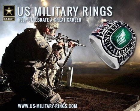 Military Rings are popular Gifts for both serving and retired soldiers   Military Gifts   Scoop.it