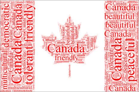 Canada Day | Neoformix | ASCII Art | Scoop.it