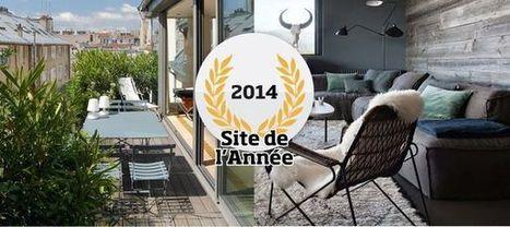 Côté Maison, élu site Média de l'année - CôtéMaison.fr | LM - Déco | Scoop.it