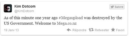 Officiel : Mega Upload est de retour ! Merci Kim Dotcom | le SEO et le marketing | Scoop.it