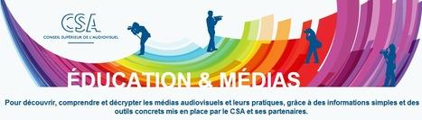Le CSA crée son propre site d'éducation aux médias | Ma veille sur les sujets qui me passionnent | Scoop.it