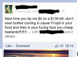 Chili's Server Fired After Facebook Tip Rant   Passe-partout   Scoop.it
