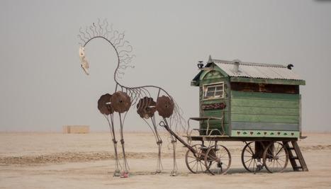 Burning Man 2013 By TWITA2005...   Art for art's sake...   Scoop.it