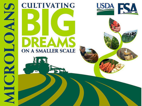 Expanded USDA Microloans Program Increases Opportunity for Small and Beginning Farmers | National Sustainable Agriculture Coalition | Vertical Farm - Food Factory | Scoop.it