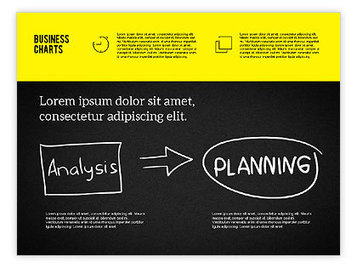 Strategy Presentation on Chalk Board | PowerPoint Diagrams, Charts, and Shapes | Scoop.it