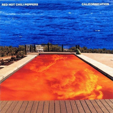 RHCP - Californication | album covers | Scoop.it
