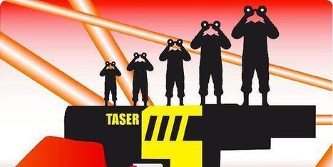 Taser France devant la justice pour l'espionnage de Besancenot | Besancenot se trompe de stratègie, en tant que ex-leader | Scoop.it