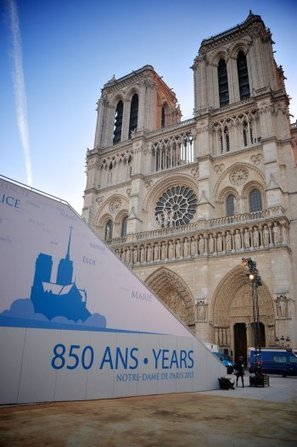 [Notre-Dame de Paris] Ouverture du Jubilé des 850 ans de Notre-Dame de Paris | Revue de Web par ClC | Scoop.it